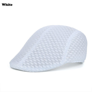 Laced Threadbare Casquette Cap - Autumn and Winter Fashion