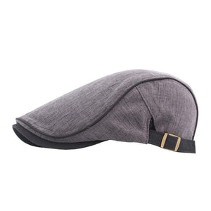 Winter Cool Vintage Twill Cotton Cap
