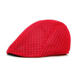 Bright and Breathable Unisex Peaked Beret Hats for the Winter