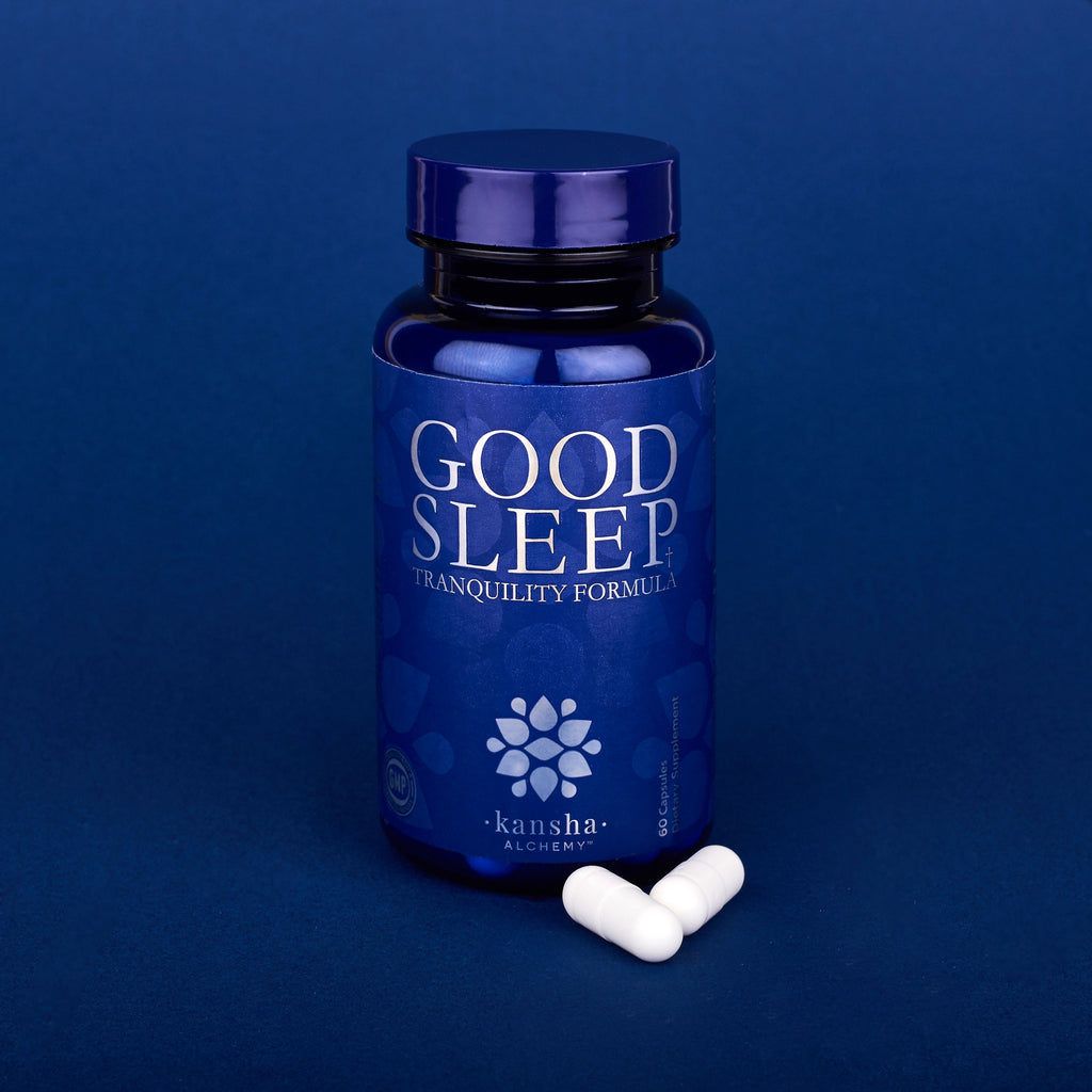Good Sleep Tranquility Formula - 60 caps