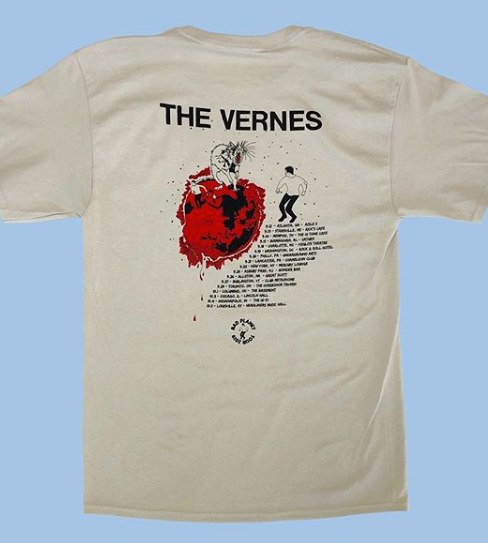 The Vernes Design Cool Tees (and Make Cool Music)