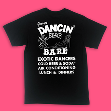 "Pink's x Cold Beer and Soda ""Dancin' Bare"" Shirt (Black)"