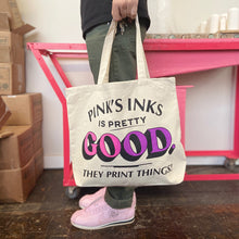 "Pink's ""Pretty Good"" Tote"
