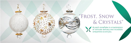 Frost, Snow & Crystals - 3 Pc Gift Set