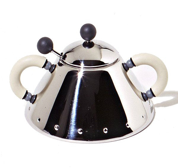 Alessi Michael Graves Sugar Bowl