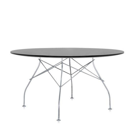 Kartell Glossy-Round Table
