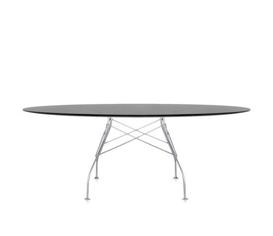 Kartell Glossy-Oval Table