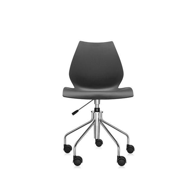 Kartell Maui Swivel Armless Adjustable Chair