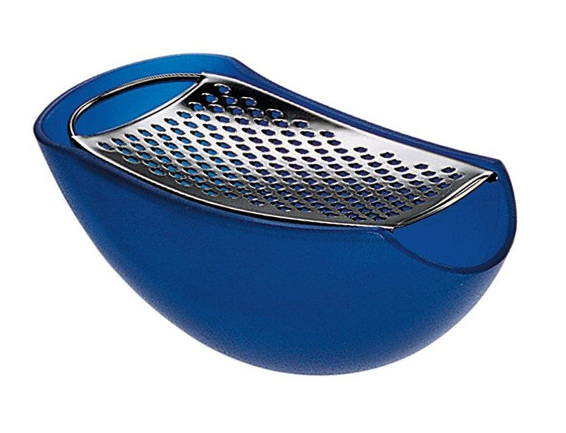 "Alessi ""Parmenide"" Grater with Cheese Cellar"