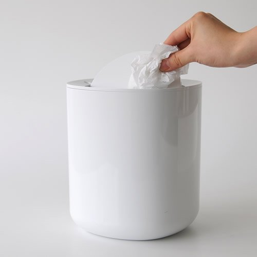 "Alessi ""Birillo"" Bathroom Waste Bin"
