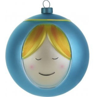 "Alessi ""Madonna"" Christmas Bauble"