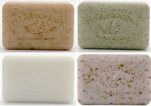 European Soaps Shea Butter Enriched Soap Bars
