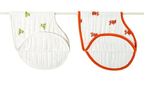 Aden + Anais Burpy Bibs 2-Pack - Mod About Baby