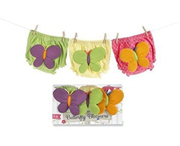 "Baby Aspen ""BUtterfly Bloomers"" For Fluttering Bums"