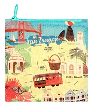 LOQI URBAN San Francisco Bag