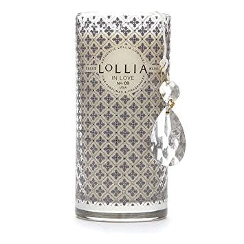 Lollia In Love Petite Perfumed Luminary Candle