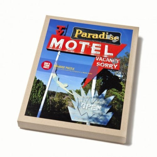 Bob's Your Uncle Paradise Motel Puzzle