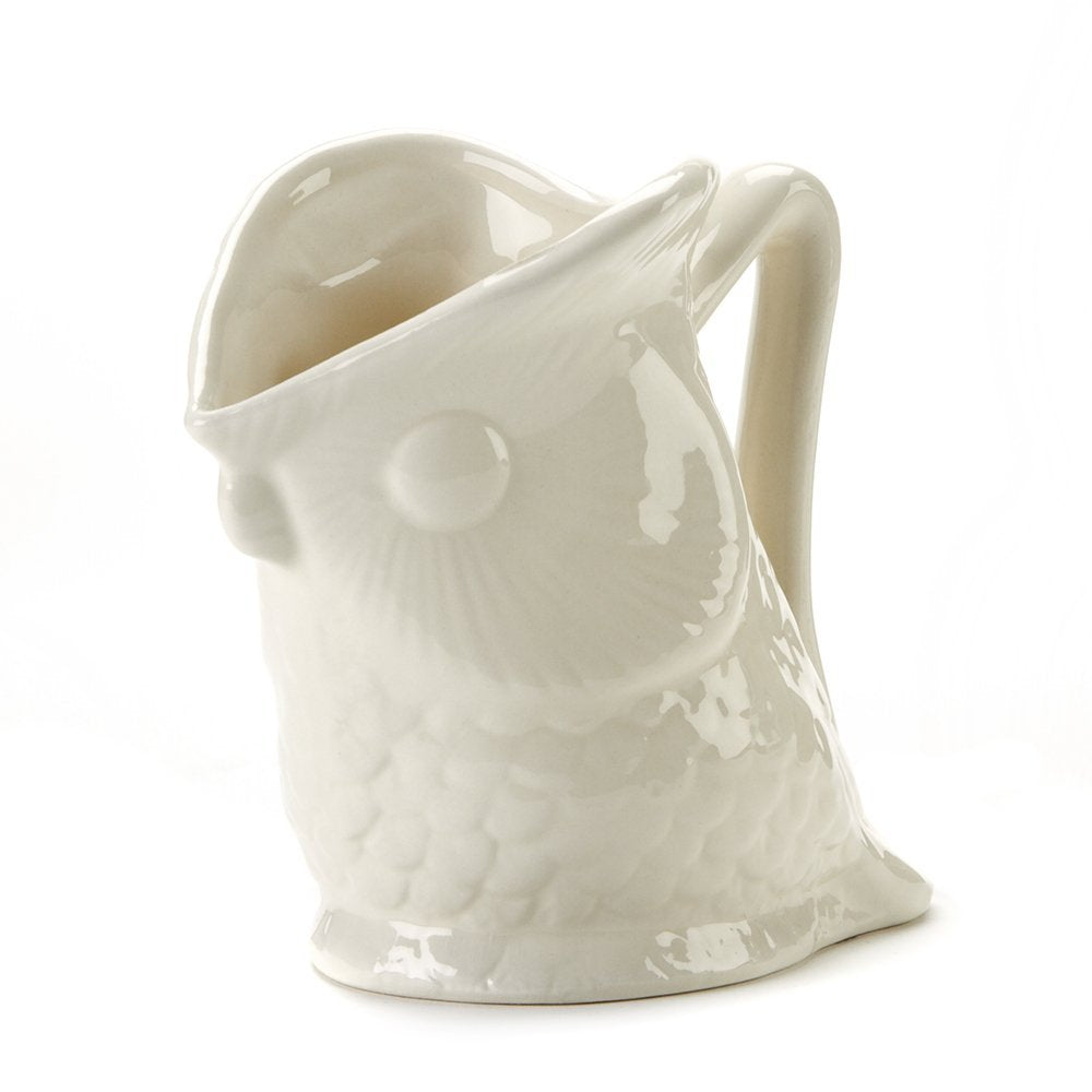 Two's Company Owl Pitcher