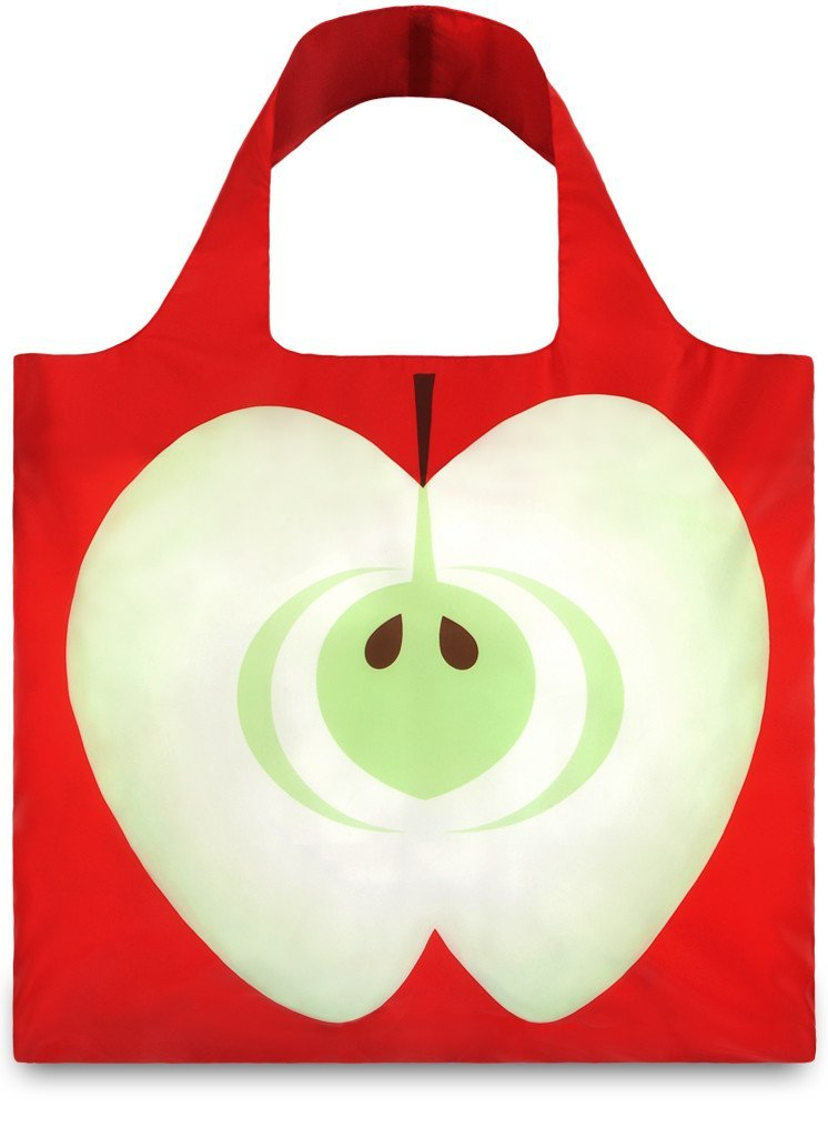 LOQI FRUTTI Apple Bag