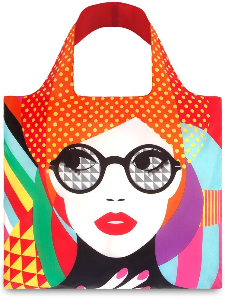 LOQI POP Girl Bag