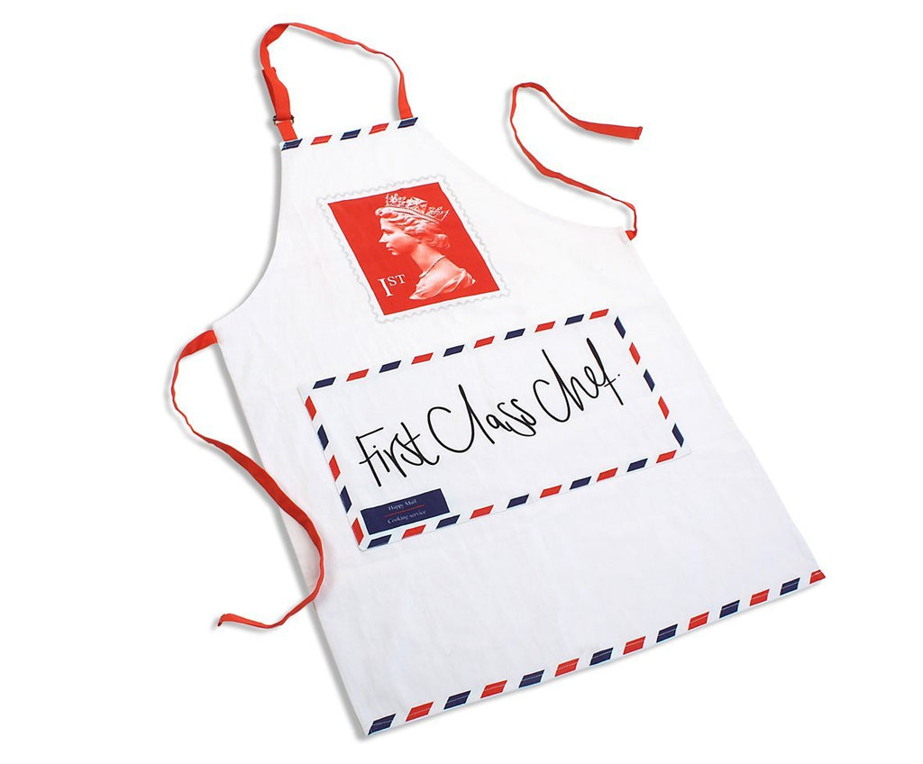 Gift Republic First Class Chef Apron