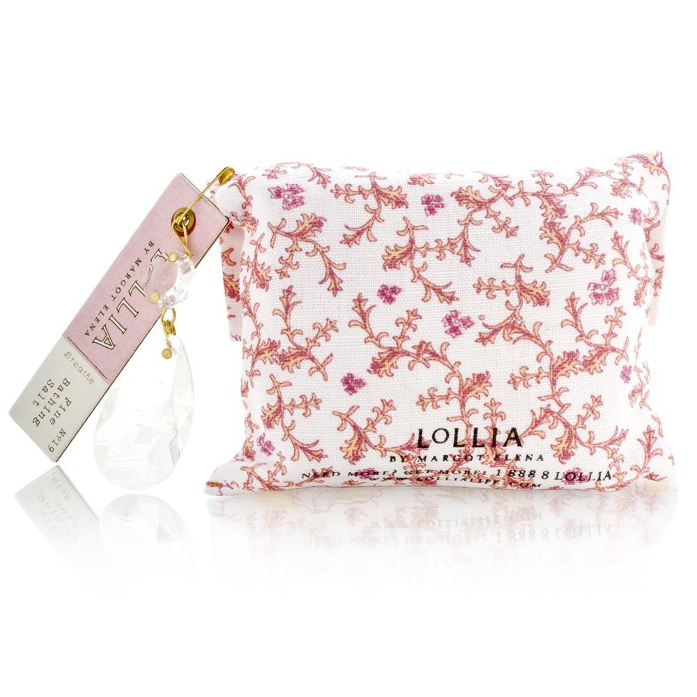 Lollia Breathe Bath Salt Sachet