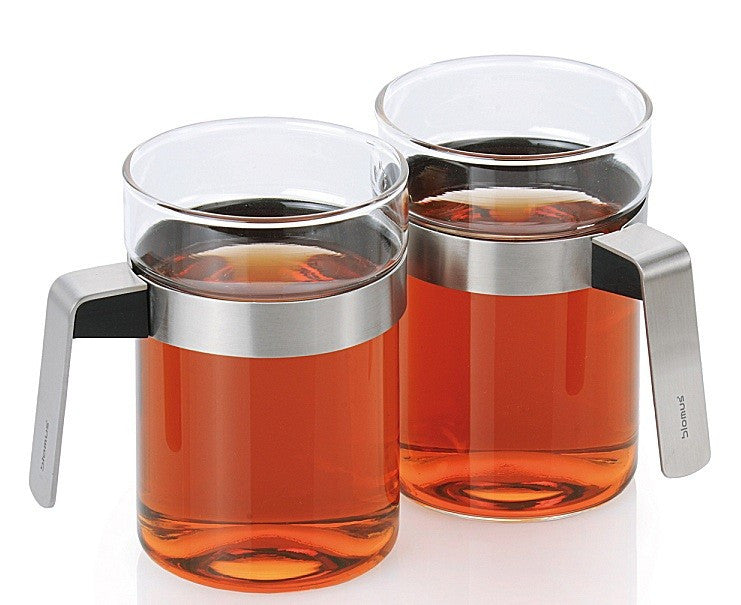 "Blomus ""Sencha"" Tea Glasses Set of 2"