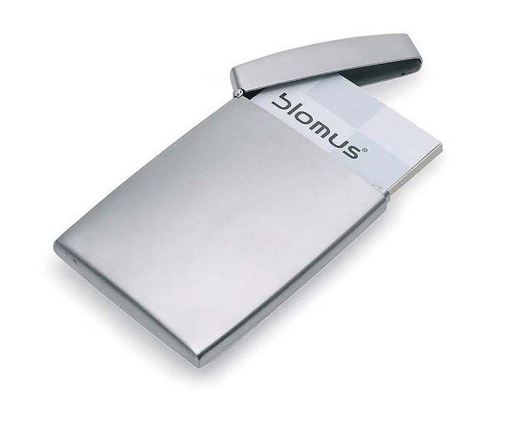 "Blomus ""Gents"" Hinge Business Card Case"