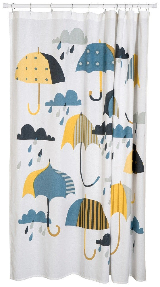 Danica Studio Umbrella Shower Curtain