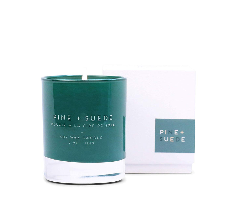 Paddywax Statement Candle -Pine + Suede