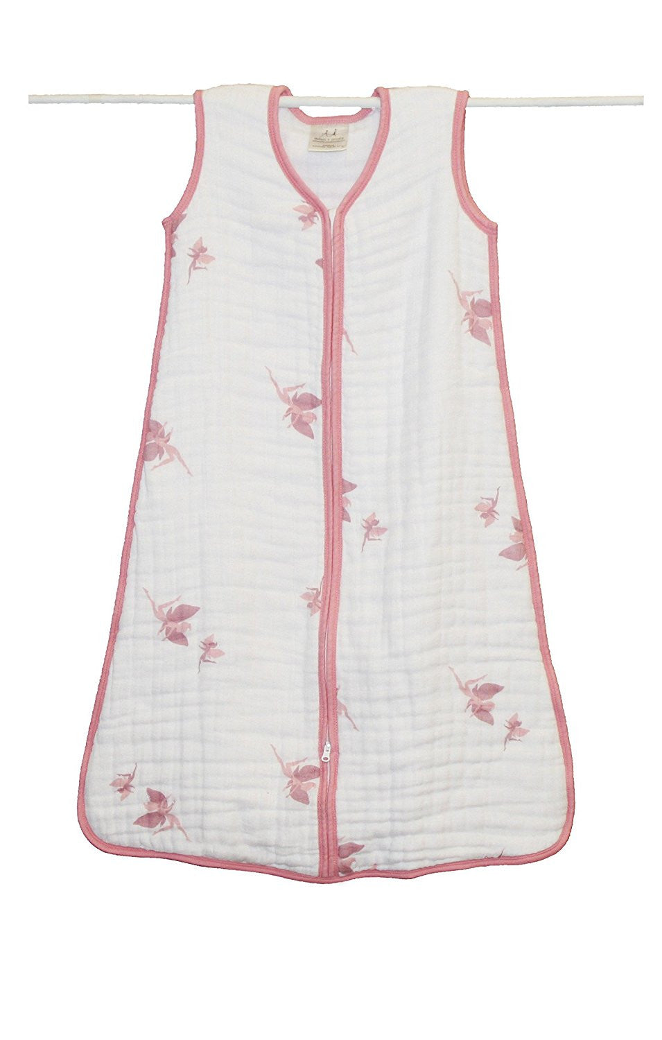 Aden + Anais Cozy Muslin Sleeping Bag - Fairies