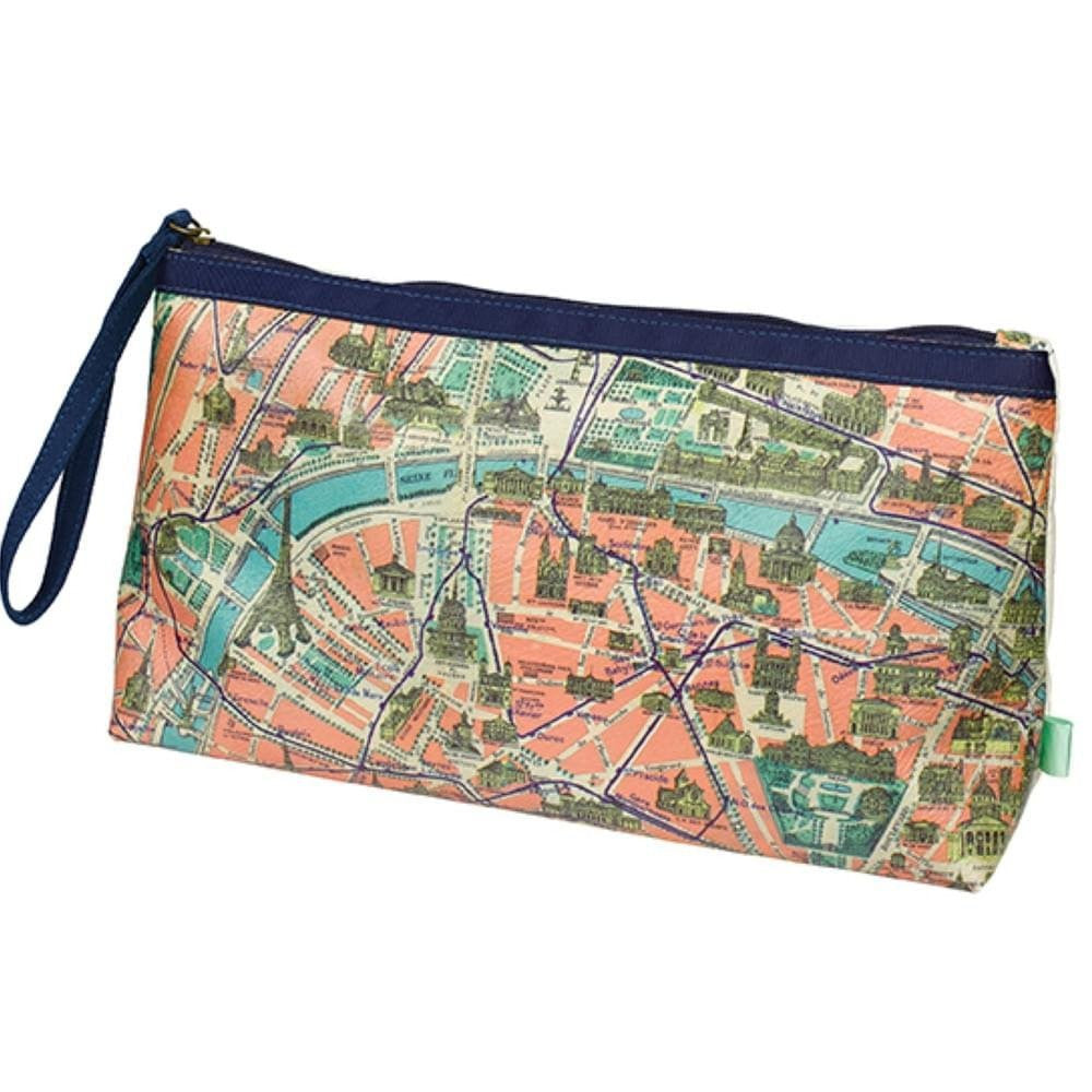 Wild & Wolf Paris Wash Bag