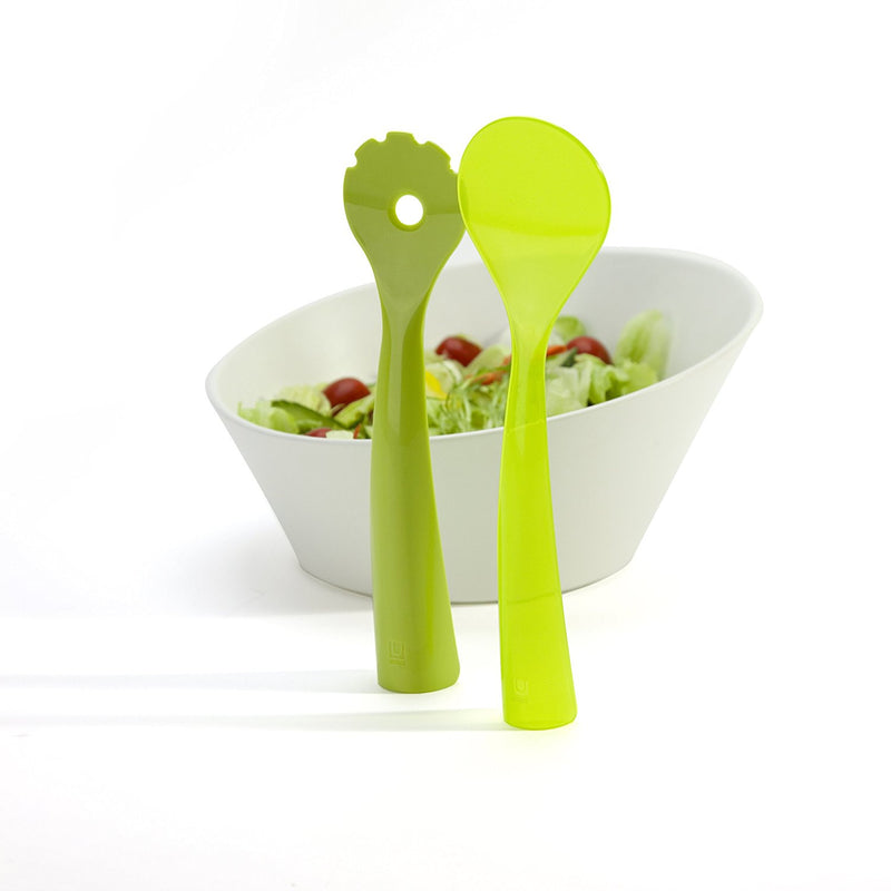 Umbra Crisp Salad Server Set