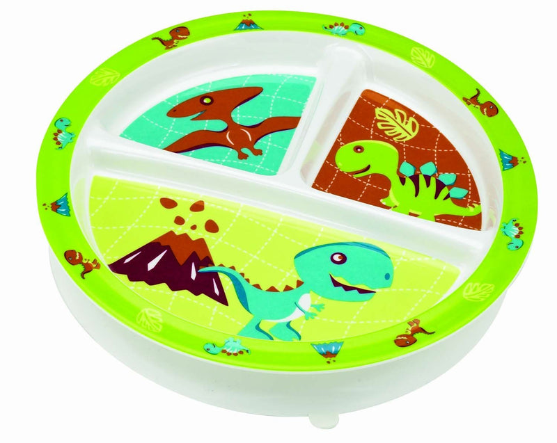 Oré Originals SugarBooger Prehistoric Pals Divided Suction Plate