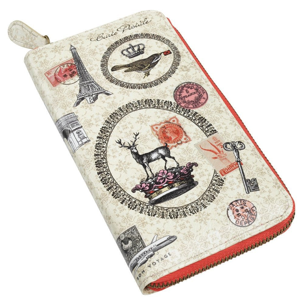 Wild & Wolf Keepsake Collection Wallet
