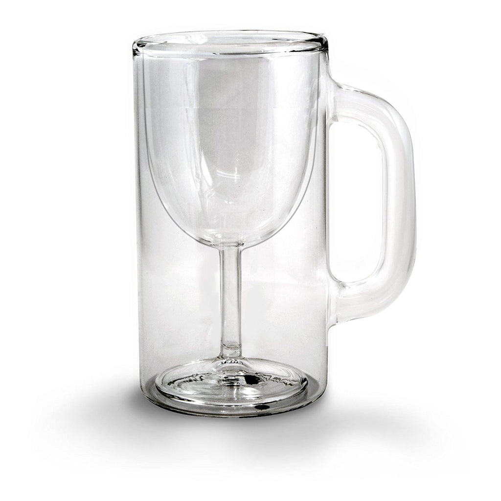 Fred & Friends Winestein Wine Glass Mug