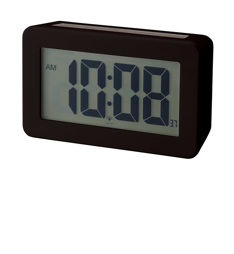 Idea International Solar Power Digital Clock