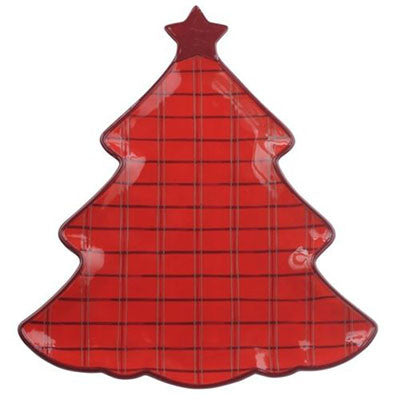 Grasslands Road Christmas - Tree Plate