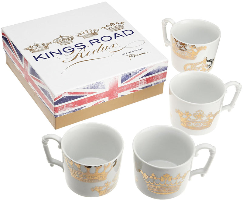 Rosanna Kings Road Redux Mugs