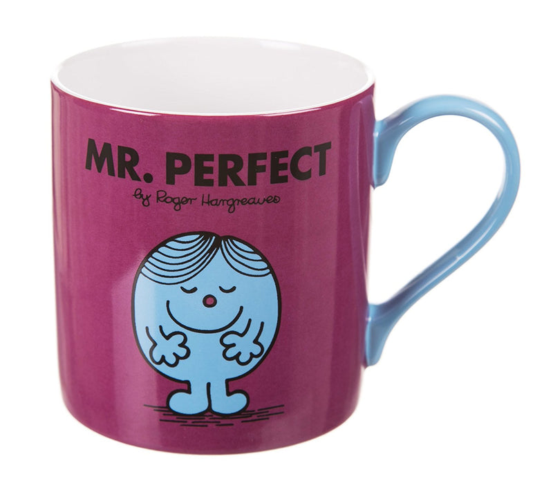 Wild & Wolf Boxed Mr Perfect Mug