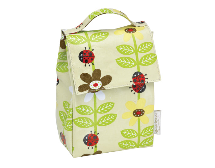 Oré Originals SugarBooger Lady Bug Lunch Sack