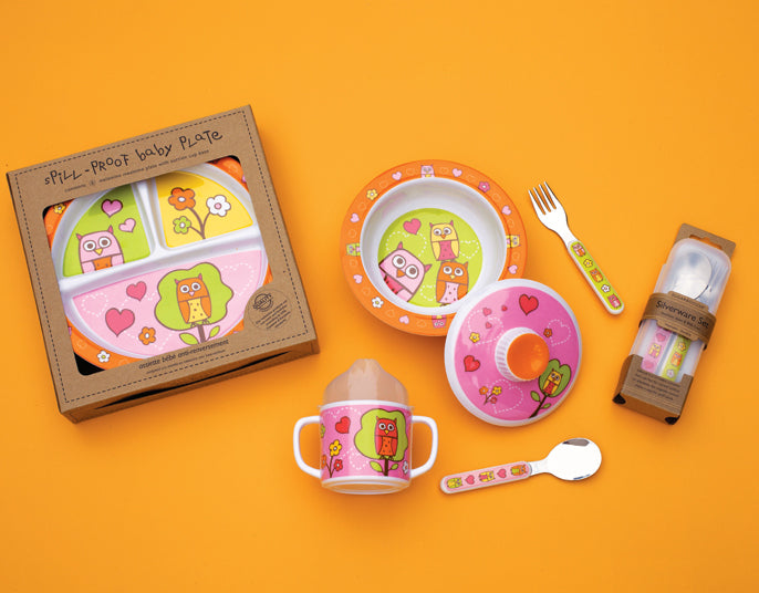 Oré Originals SugarBooger Hoot! Sippy Cup