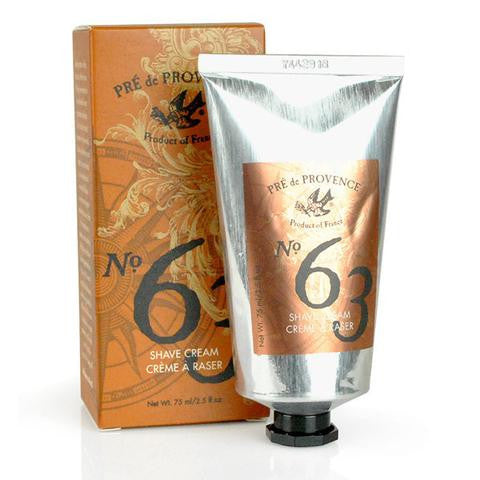 European Soaps No. 63 Shave Cream