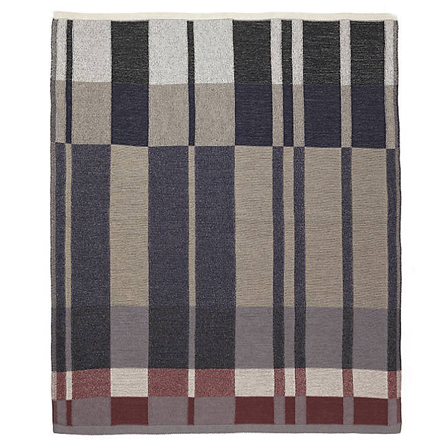 Ferm Living Medley Knit Blanket