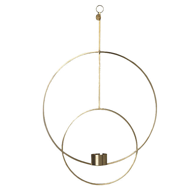 Ferm Living Hanging Tealight Deco - Circular
