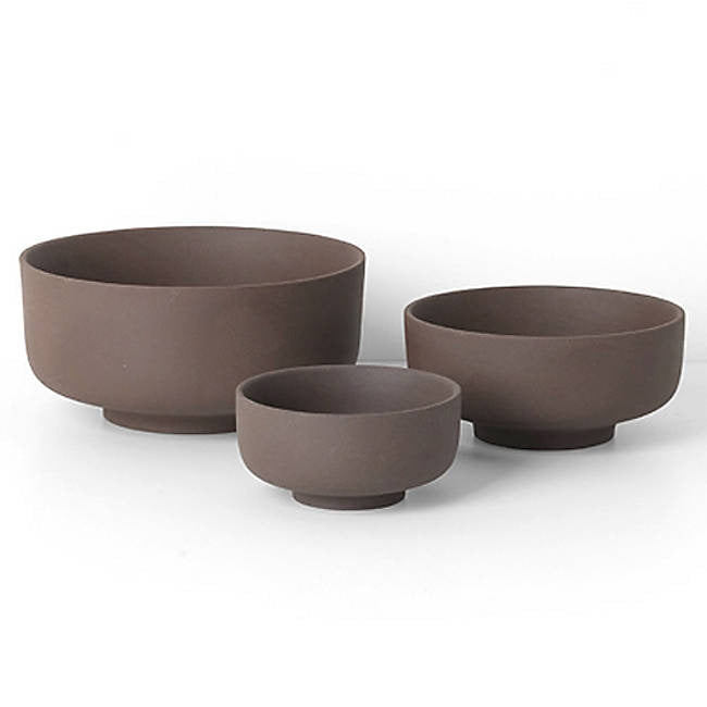 Ferm Living Sekki Bowls (set of 3)