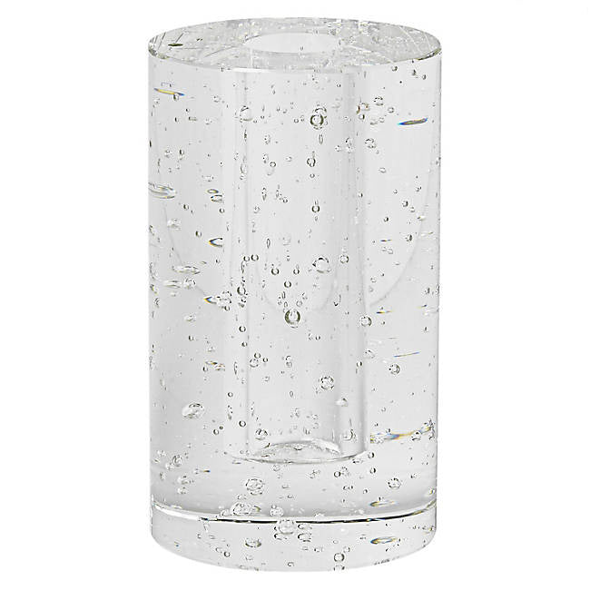 Ferm Living Bubble Glass Object - Cylinder