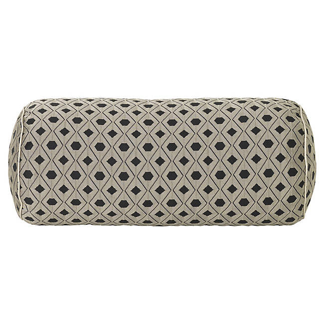 Salon Bolster Cushion - Mosaic Sand