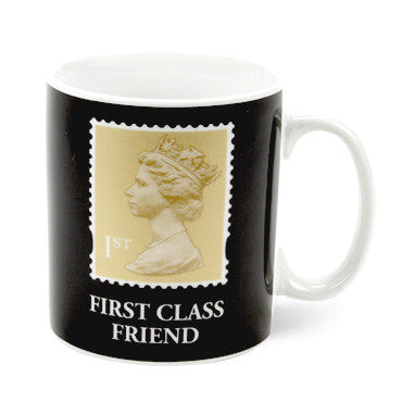 Gift Republic First Class Friend Porcelain Mug