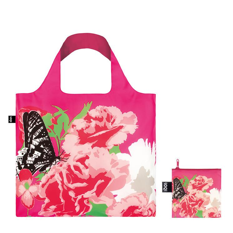 LOQI PRIMA Carnation Bag
